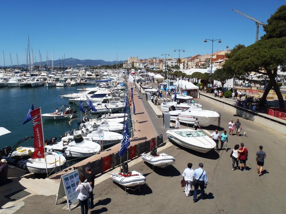 La 8 feria mar tima de costa dorada cierra su edici n m s for La port news