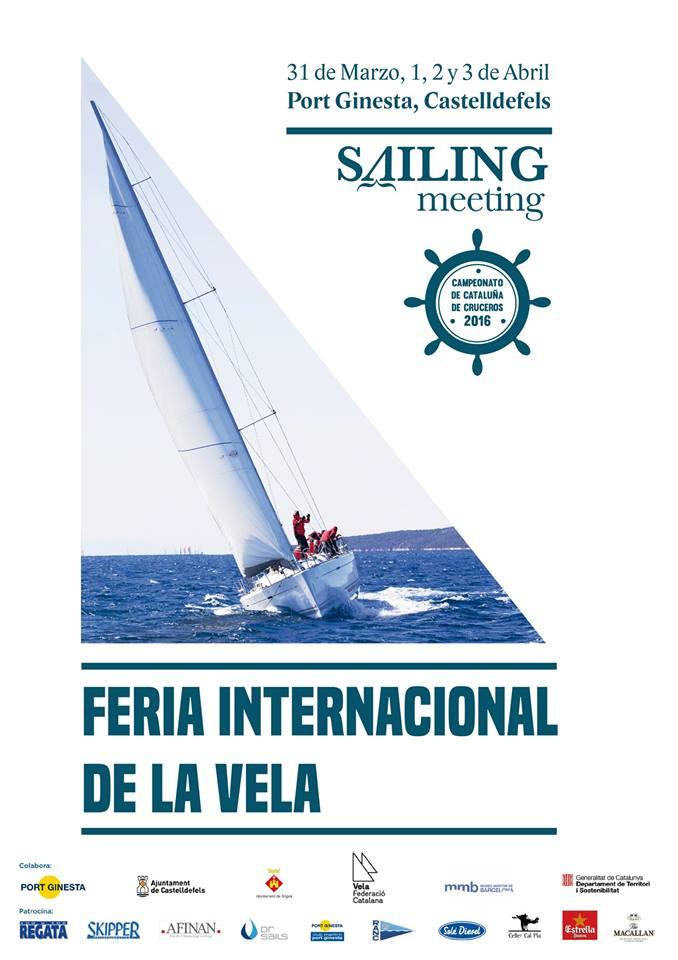 Port ginesta celebra la 3 edici n del sailing meeting for La port news