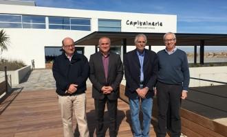 Reunión entre la ACPET y los puertos del sur de Francia