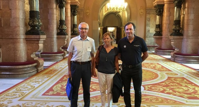 La ACPET se reúne con los diferentes grupos parlamentarios para tratar la nueva Ley de Puertos