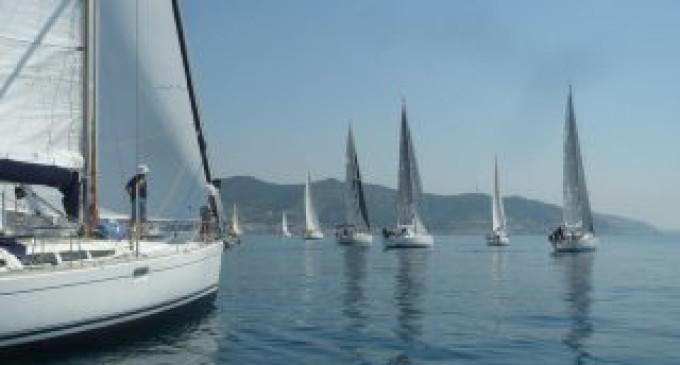 El Puerto de Sitges acoge la salida y la gran Fiesta de Despedida de tripulaciones de la Sitges-Ciutadella 2017