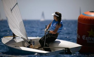 El CV Blanes acoge el Costa Brava World Championship Europe Class