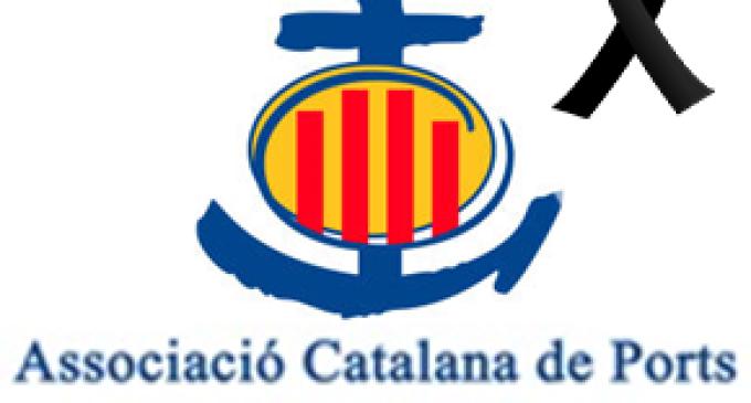 Los Puertos Deportivos de Cataluña con las víctimas de los atentados de Barcelona y Cambrils
