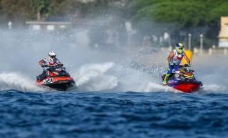 Éxito de la Final Europea AquaX Pro de motos de agua en el CN El Balís