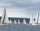 Unos 200 navegantes participan en la XIII Regata Solsticio de Invierno en Palamós