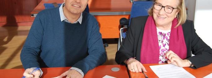 El CN Port d'Aro i la Fundació Jordi Comas signen un conveni per crear sinèrgies al territori