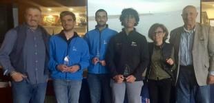 Intenso Trofeo Emili Lledó en el Club Nàutic Arenys de Mar