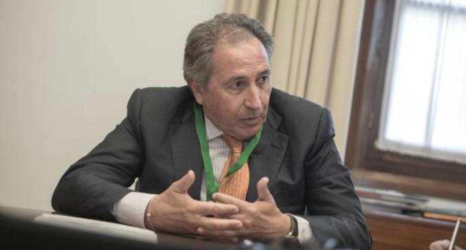 """José Carlos Martín: """"A la Junta no le pedimos dinero, sino que no nos ponga palos en la rueda"""""""