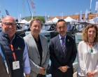 La Asociación Catalana de Puertos Deportivos y Turísticos visita el Salón Náutico de Palma