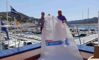 La Fundación Ecomar reconoce el trabajo del Club Nàutic Port de la Selva