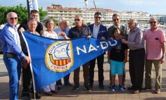 El Club Nàutic l'Escala presenta el libro de su 50 aniversario