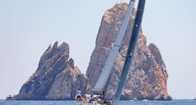 El Six Jaguar y el Emeraude, vencedores de la 2ª edición de la regata Vela Clásica Costa Brava