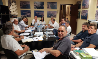 Reunión de la junta directiva de la ACPET