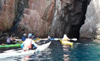 Las cuevas marinas más alucinantes de la Costa Brava