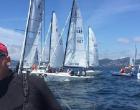 Los embajadores del CN l'Escala compiten en Port du Crouesty y Vigo
