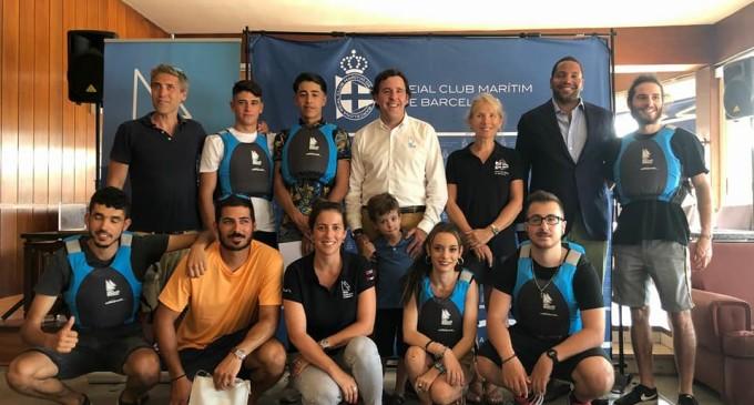 El Real Club Marítimo de Barcelona y la Fundación Alisio organizan el proyecto InserVela