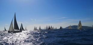 La Regata Marítim-Soller reúne a más de 35 embarcaciones