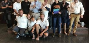 El 'Rats on Fire' gana la V Copa Synera del CN Arenys de Mar