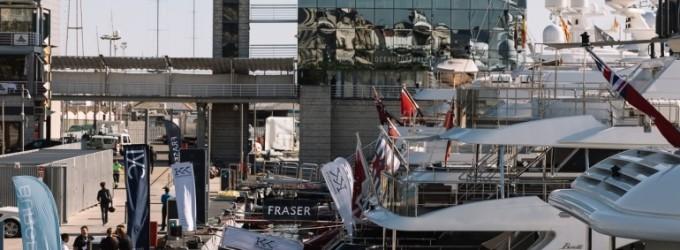 Oneocean Port Vell repetirà com a amfitrió de The Superyacht Show de Lybra durant els propers tres anys