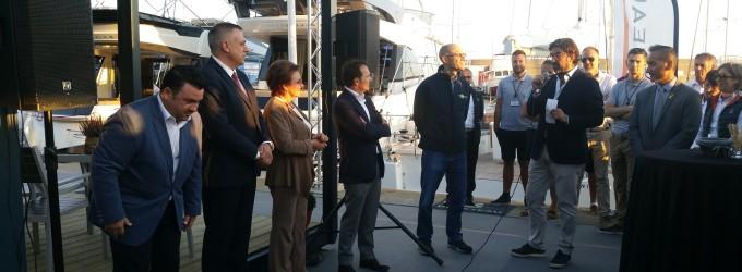 Beneteau instal·la la Primera Base Internacional de Proves a Port Ginesta