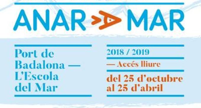 IV Ciclo de Conferencias 'Anar a Mar' en el Puerto de Badalona