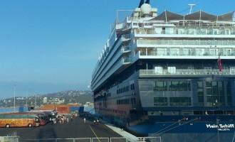 Els ports de Palamós i Roses clouen una excel·lent temporada de creuers amb 54 escales i més de 51.000 passatgers