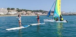 El Club Nàutic Arenys de Mar impulsa la Vela Inclusiva