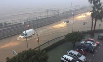 El canvi climàtic s'agreuja en el Mediterrani