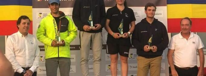 Patrícia Figuerola, del CN Estartit, 1ª fémina en el XXX GP Principat d'Andorra