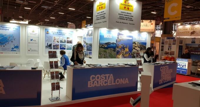 Satisfacción de los Puertos Deportivos Catalanes en el Salón Náutico de París