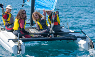 Una treintena de participantes en la Jornada de Puertas Abiertas – Mujeres al Mar de l'Escala