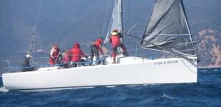 El 'Oreig' de Martí Gelabert encabeza la clasificación ORC en la Interclubs Costa Brava 2019