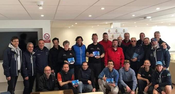 'Maximo' y 'Rondalla' ganan el 38ª Vila Blanes Crucero