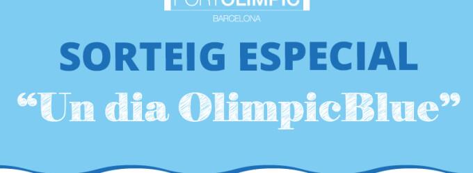 El Port Olímpic de Barcelona lanza la iniciativa Olímpic Blue