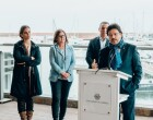 Isidre Gavín inaugura la 12ª Feria Marítima de la Costa Dorada
