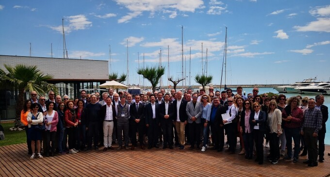 El Conseller Damià Calvet clausura las XVII Jornadas Técnicas de los Puertos Deportivos de Cataluña