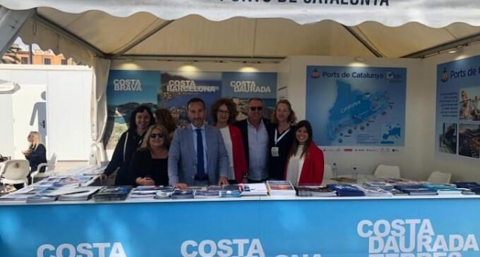 Los Puertos Deportivos de Cataluña se promocionan en el Palma Boat Show 2019