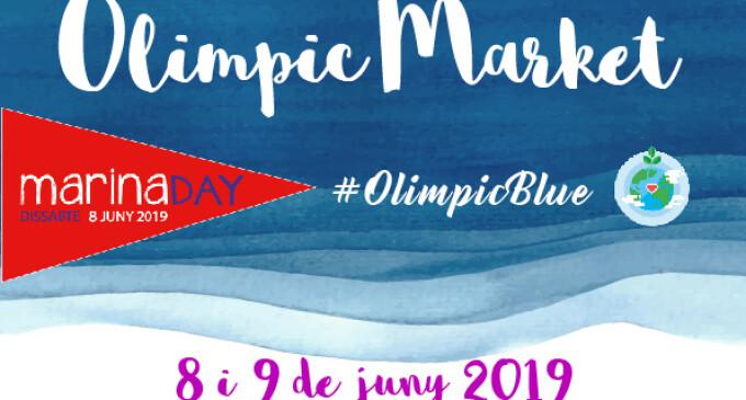 Vuelve el Olímpic Market y otras muchas actividades en el Marina Day del Port Olímpic