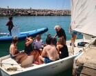 Jornada Medioambiental de los puertos deportivos durante el Marina Day