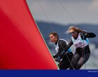 Alicia Fras y Maria González (CN Cambrils) 4ª en 29er en el Youth Sailing World Championships