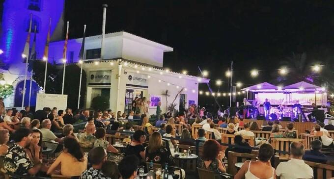 Los 'Concerts de Mitjanit' vuelven este verano para llenar de música las noches del Port de Sitges