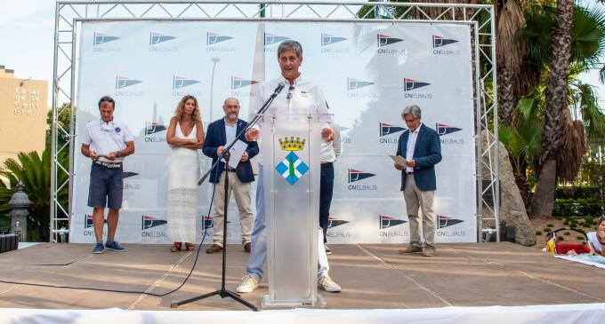 El CN El Balís el centro del mundo de la vela: empieza la Europe World Championship