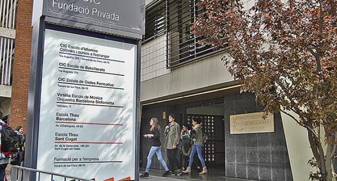 Acord amb l´institut CIC de Barcelona perquè els seus alumnes facin pràctiques al CN Vilanova