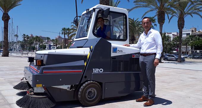 La Generalitat de Catalunya aposta per la mobilitat sostenible i incorpora vehicles elèctrics als ports