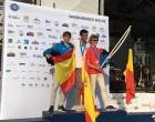 Los regatistas del CN Salou consiguen varios podios en el Campeonato del Mundo de Raceboard
