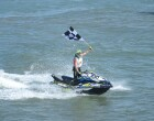 Alexandre Barret guanya a El Balís el circuit europeu de motos aquàtiques AquaX Pro categoria Enduro