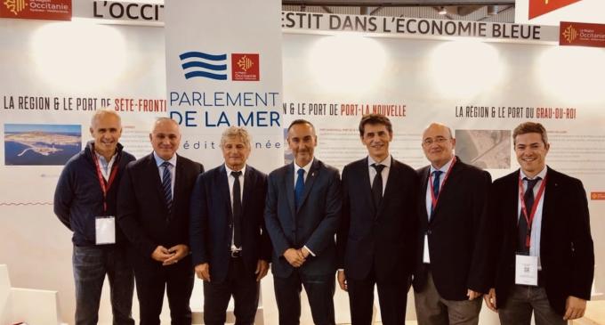 La ACPET crea sinergias en el Salón Internacional del Litoral en Montpellier