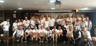 El 'Rats on Fire' ganador de la VI Copa Synera del CN Arenys de Mar