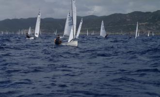 Daniel Cabré (CN Mansou) y Patricia Figuerola (CN Estartit), ganadores del XIX Trofeo Vela Tarquina
