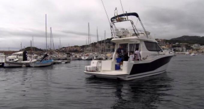16 embarcaciones participan al XIX Open de Curricán Coster del CN Sant Feliu de Guíxols